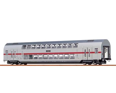 Brawa Spur H0 TWINDEXX Vario IC-Doppelstock-Mittelwagen 2. Kl., DB AG, Ep. VI