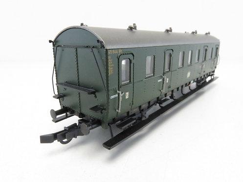 """Liliput Spur H0 Personenwagen 3. Klasse Bauart Cd-27 """"Abteilwagen"""" der DB"""