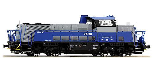 Brawa Spur H0 Diesellokomotive Gravita 15 BB, Werkslok Voith Turbo, Epoche VI