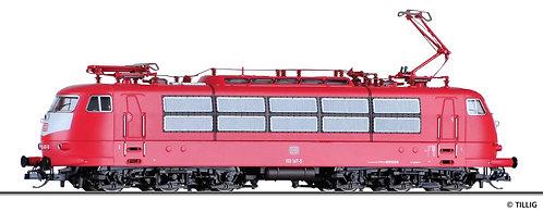 Elektrolokomotive BR 103 der DB rot