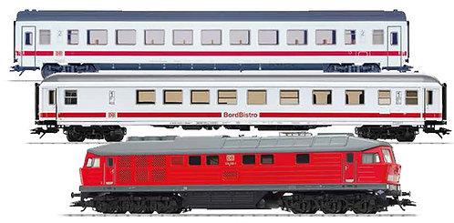 """Startpackung """"IC"""" mit Diesellok Baureihe 234 der Deutschen Bahn AG"""