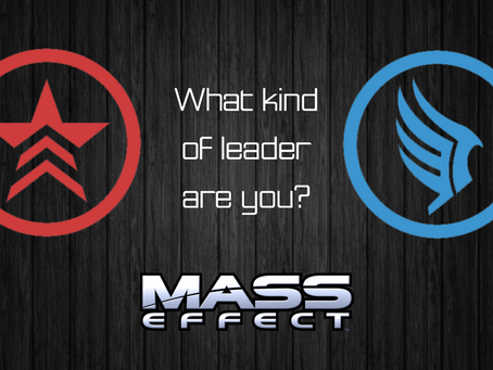 Mass Effect: How Shepard Teaches Us to Lead