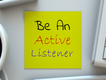 The Art of Active Listening for Leaders