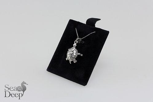 Turtle Silver 925