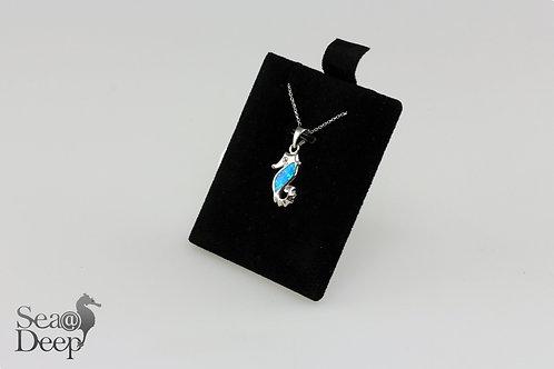 Seahorse Silver 925