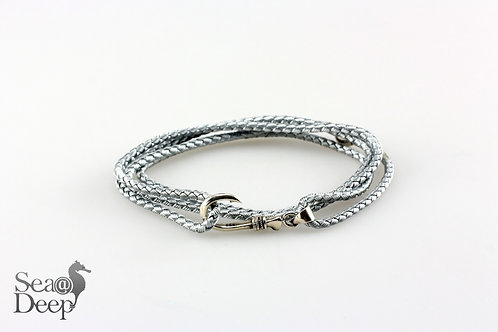 Silver Hook - Silver Rope