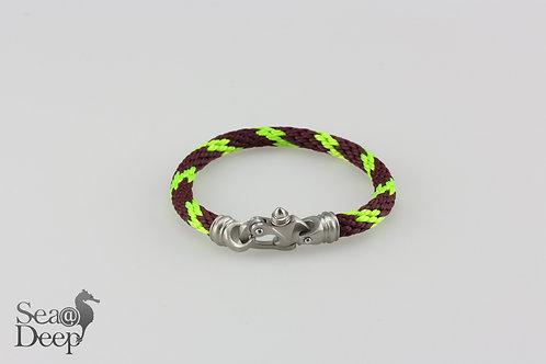 Marine Rope Purple & Green