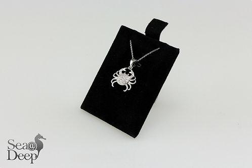 Crab Silver 925