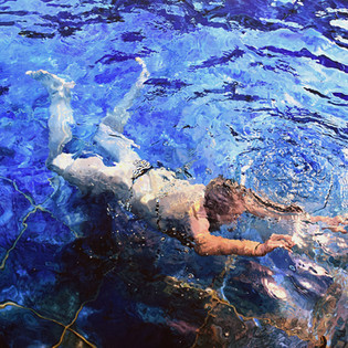 'Into the Blue'