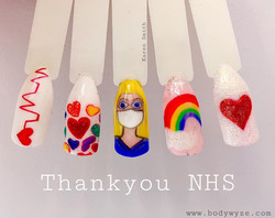 thankyou nhs nails