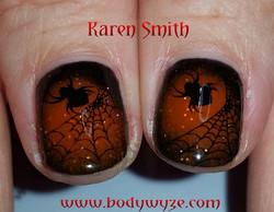 halloween spiders!