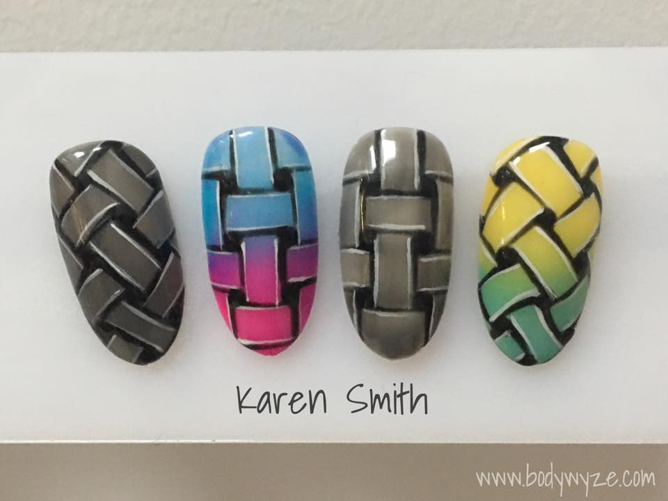 woven nails