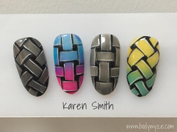 woven nails