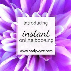 online booking now available