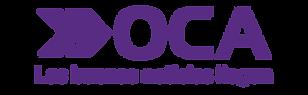 LogoOCA-Violeta-LasBuenasNoticiasLlegan.