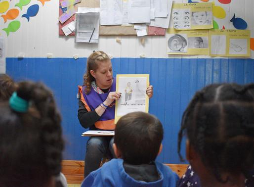 Fundación Pilares: acompañar a la primera infancia en tiempos de pandemia