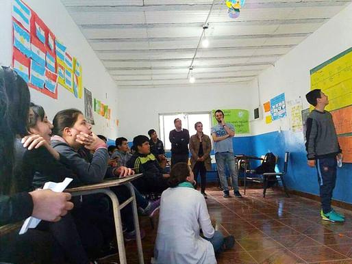 Programa Educativo: taller de transición hacia la secundaria