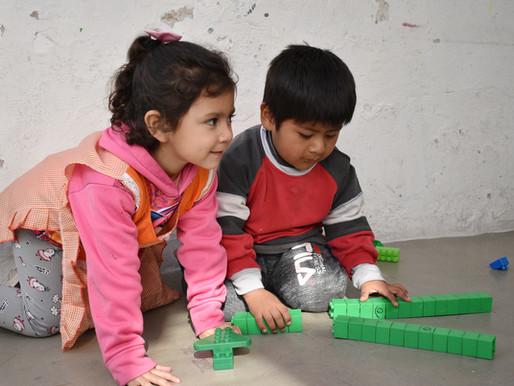 El juego en la primera infancia: una forma de elaborar las emociones en cuarentena