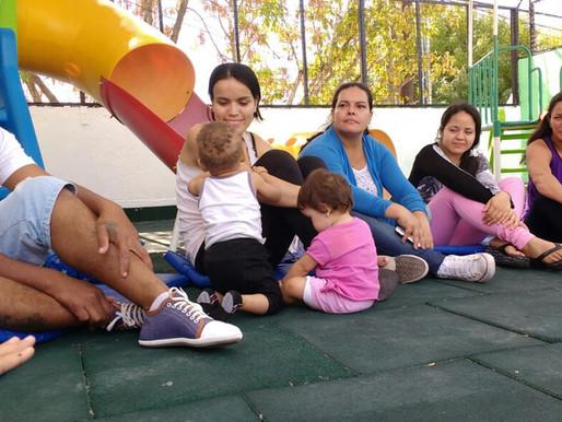 """Día de la Mujer en """"Pilarcitos"""": un encuentro para toda la familia"""
