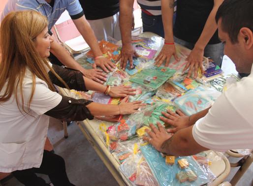 Centro CONIN Barracas: juguetes con historia