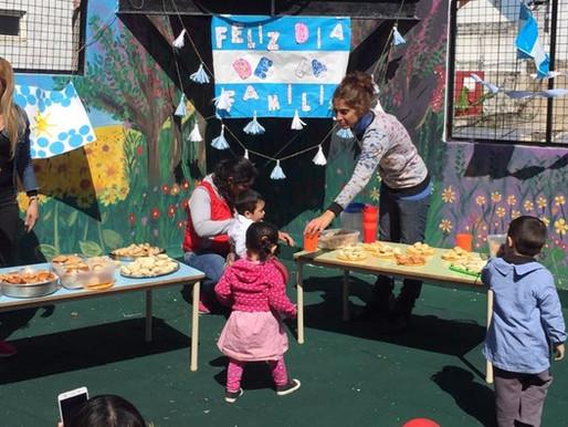"""Celebración de la diversidad cultural en """"Pilarcitos"""""""