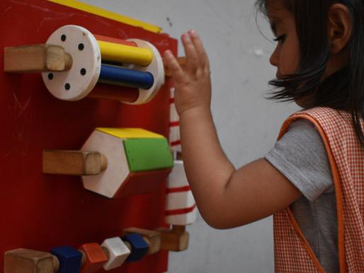 El juego como fundante del desarrollo en la primera infancia