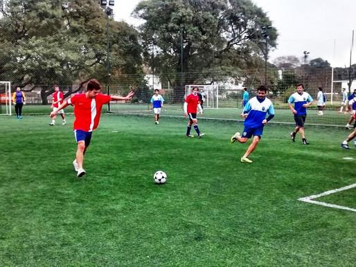 La Copa Pilares de fútbol convocó a más de 100 jugadores