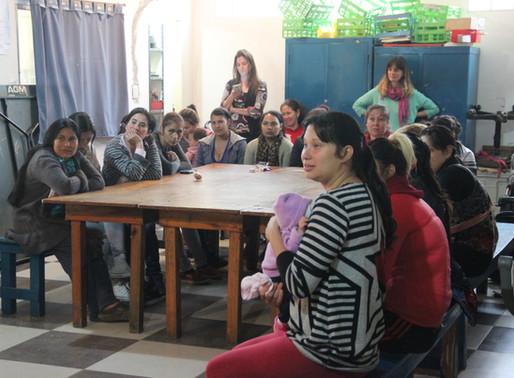 Día de la Madre en el Centro CONIN Barracas
