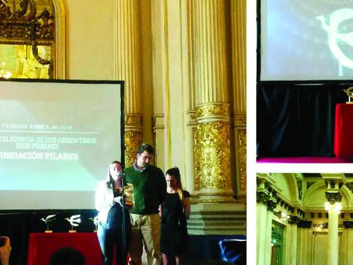 Y el ganador es... ¡Fundación Pilares!