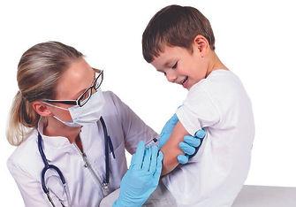 Vacunación para niños