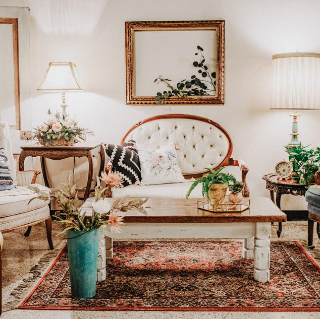 Drift Salvage and Decor Rentals at Sherw