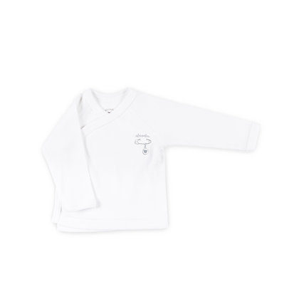 Absorba White Crossover Top