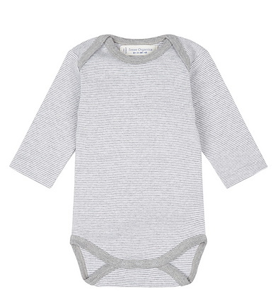 Sense Organics Grey Stripe Body