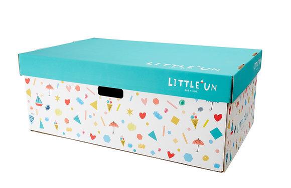 Little'un Baby Box & Mattress