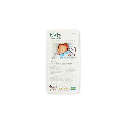 Naty Bio Breast Pads 30s