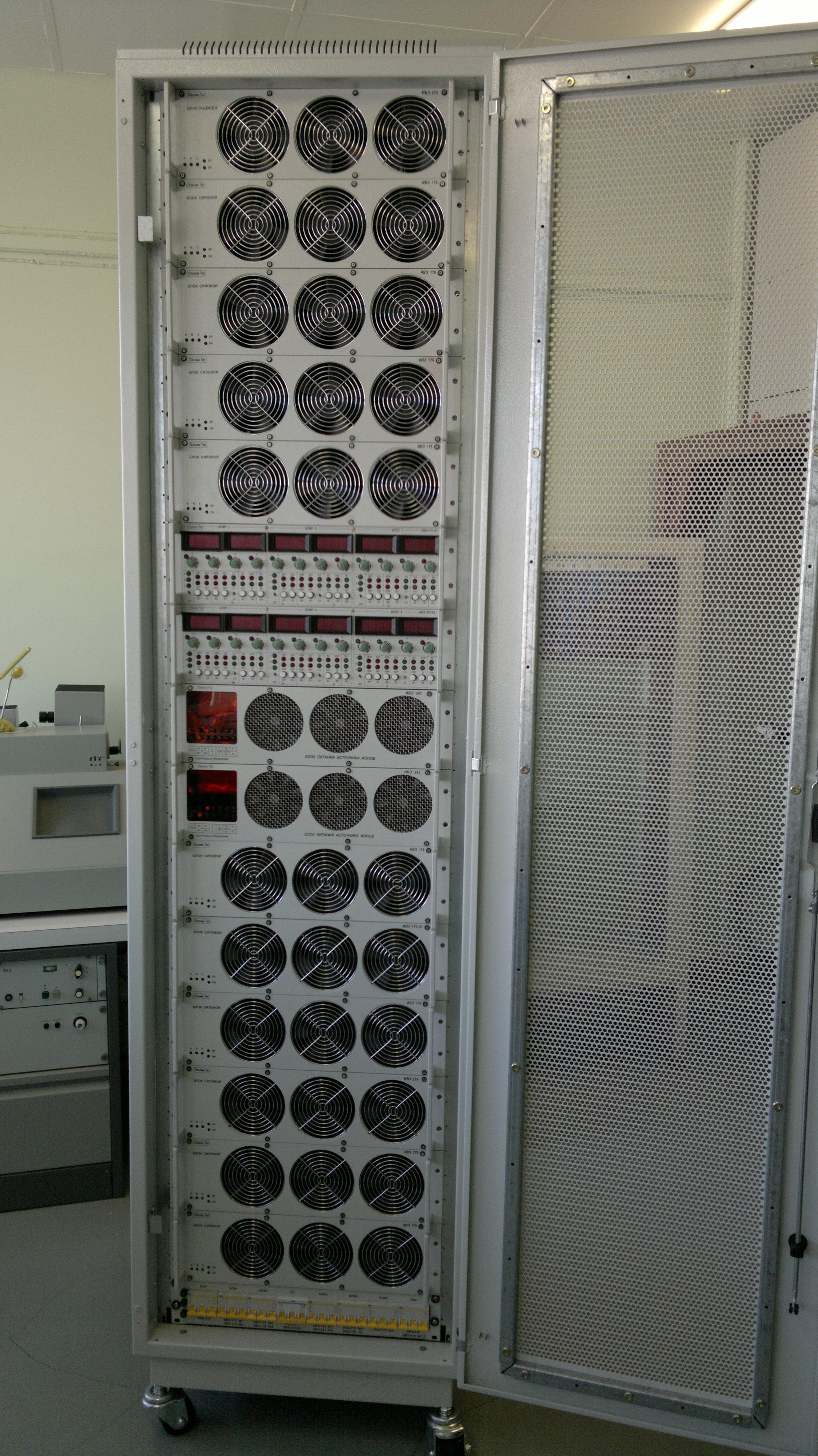 Система питания «ИВЭ-278-01SD»