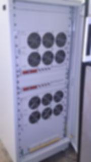 """Система питания дуального магнетрона распыления """"ИВЭ-178DSC"""""""