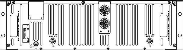 """Блок заряда емкостного накопителя энергии питания вакуумной нейтронной трубки """"ИВЭ-562S"""""""
