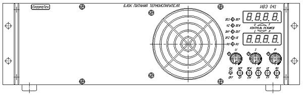 """Блок питания термоиспарителя """"ИВЭ-041S"""""""