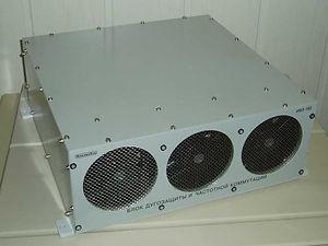 ИВЭ-192 Блок дугозащиты и частотной коммутации