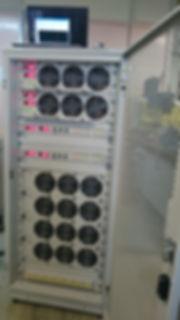 """Четырехканальная система стендового электропитания """"ИВЭ-178LIS"""""""