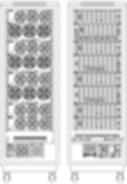"""Система питания магнетронов HIPIMS """"ИВЭ-178-10VIDCS"""""""