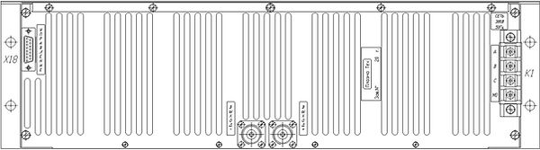 Блок силовой «ИВЭ-476»