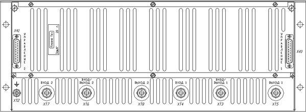 Высоковольтный биполярный блокчастотной коммутации и дугозащиты «ИВЭ-299ID»
