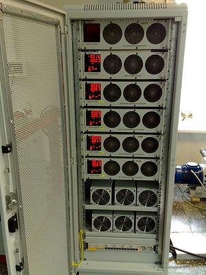Система питания установки магнетронов распыления «ИВЭ-145D»