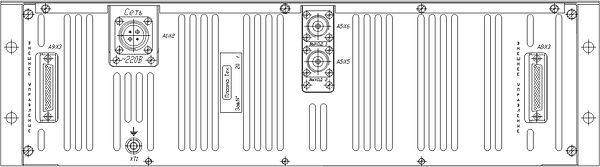 """Блок питания электронно-лучевого испарителя """"ИВЭ-452S"""""""