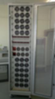 Система питания магнетронов распыления и потенциала смещения «ИВЭ-278-01SD»