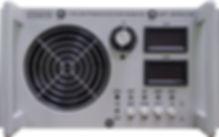 Пульт для проверки и контроля  параметровБКГР 9Е8789-5158«ИВЭ-341-02N» вид спереди