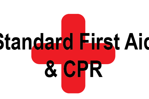 Anzac - Standard First Aid & CPR course