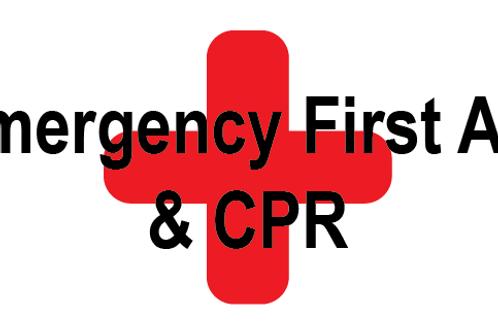 Anzac - Emergency First aid & Cpr